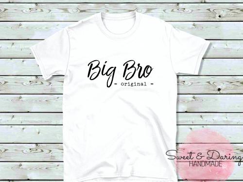 shirt big bro original