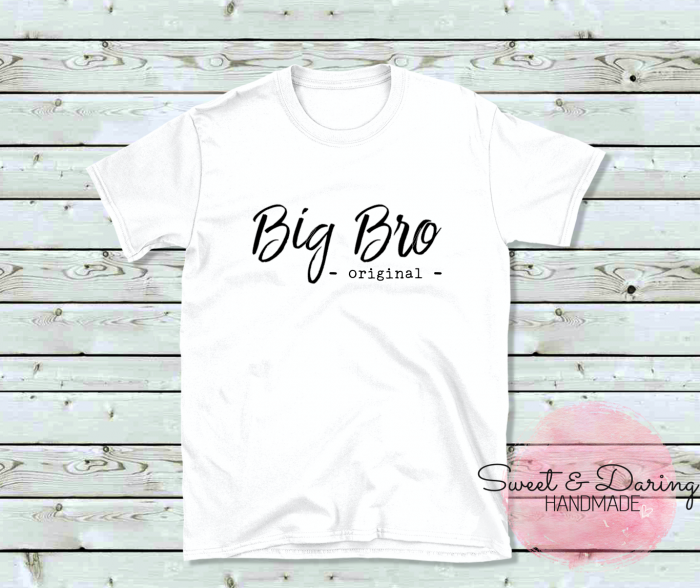shirt big bro original