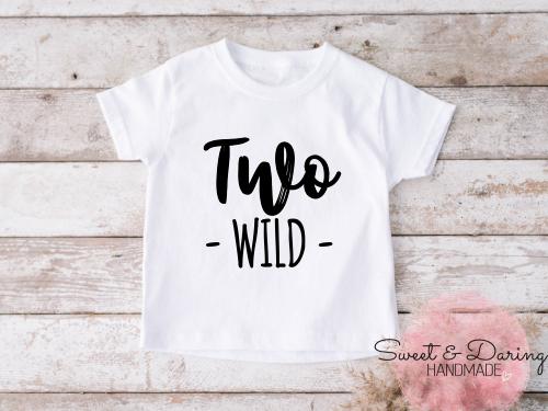 shirt two wild