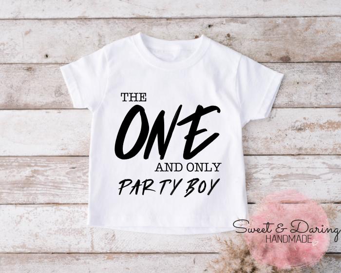 shirt party boy