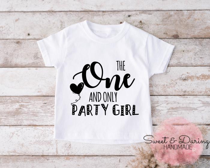 shirt party girl