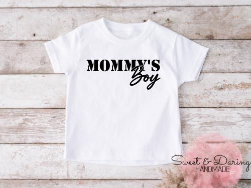 shirt mommy's boy