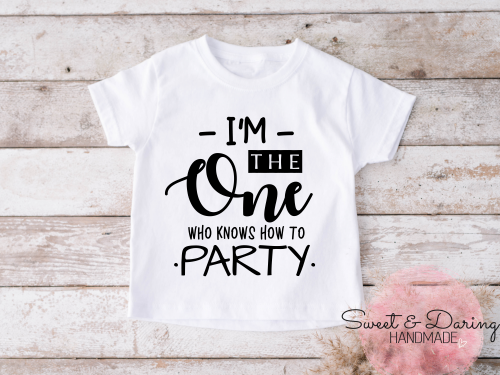 Shirt - Im the one party