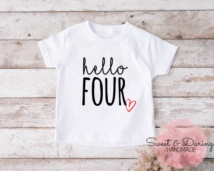 shirt hello four